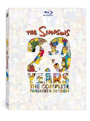 The Simpsons: Season 20 - Seasons Simpsons 20
