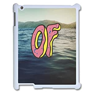 3D [Odd Future] Odd Future Case For IPad 2,3,4 2D {White} Yearinspace085068 by ruishername