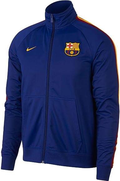 Nike Herren Fc Barcelona Jacke