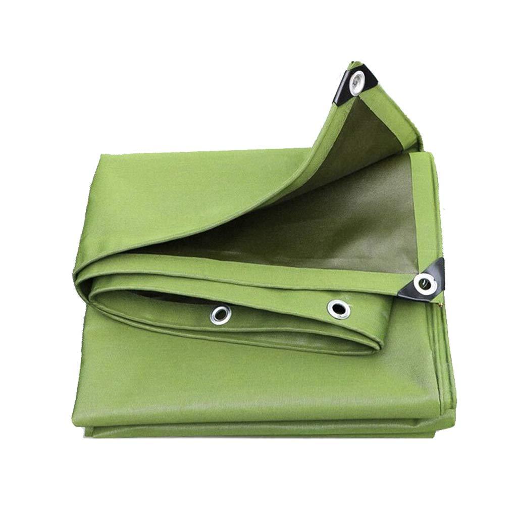Telone impermeabile verde militare prossoezione solare pioggia ispessimento ispessimento ispessimento tela a prova di polvere esterno parasole, giardinaggio da pesca, una varietà di formati (dimensioni   2  3m) | Usato in durabilità  | Vendita Calda  8e3a61
