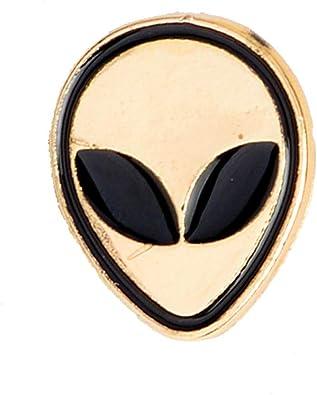 Enamel DIY Broach Pins Cartoon Funny Badge Shirt Collar Brooch Pins Metal-Gift.