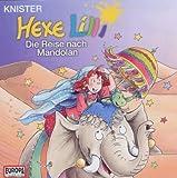 Hexe Lilli: 23/Die Reise nach Mandolan (Audio CD)