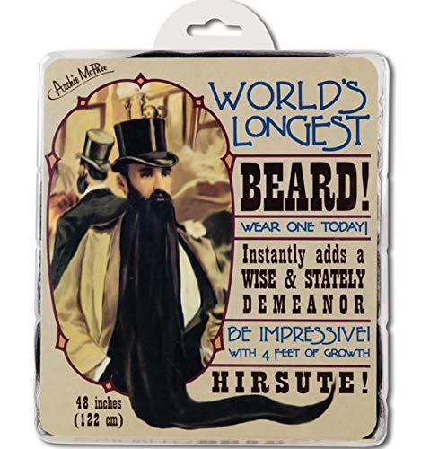 Archie McPhee World's Longest Beard -