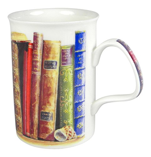 Book Lovers Coffee Mug
