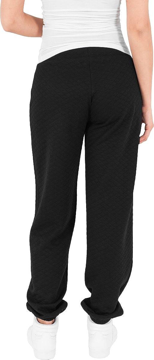 Urban Classics Damen Hose JoggingQuilt Jogging Pants