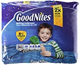 Health & Personal Care : Goodnites Underwear, Boys, 35 ct