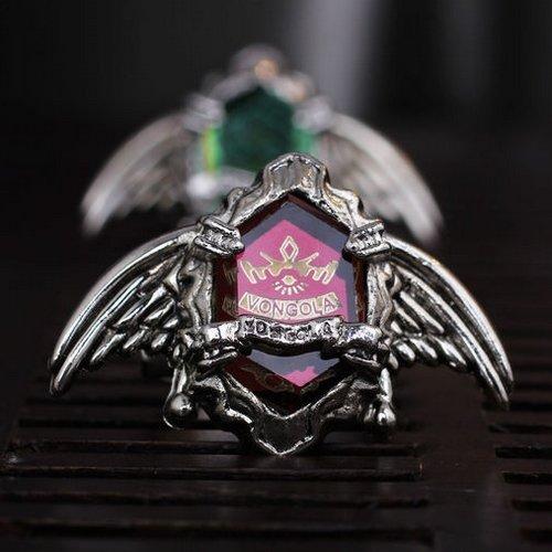 CoolChange Katekyo Hitman Reborn Set of the real Vongola rings