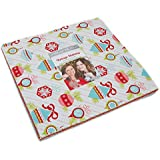 """Vintage Holiday Layer Cake, 42-10"""" Precut Fabric Quilt Squares By Bonnie & Camille"""