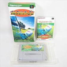 Namcot Open Golf [Japan Import] {Super Famicom}