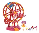 lalaloopsy ferris wheel - Mini Lalaloopsy 5265 Mini Lalaloopsy Doll and Ferris Wheel by Mini Lalaloopsy