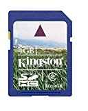 Kingston 4 GB SDHC Class 2 Flash Memory Card SD2/4GB