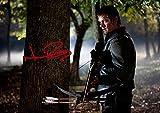 The Walking Dead Tv Print (11.7 X 8.3) Norman Reedus Daryl Dixon