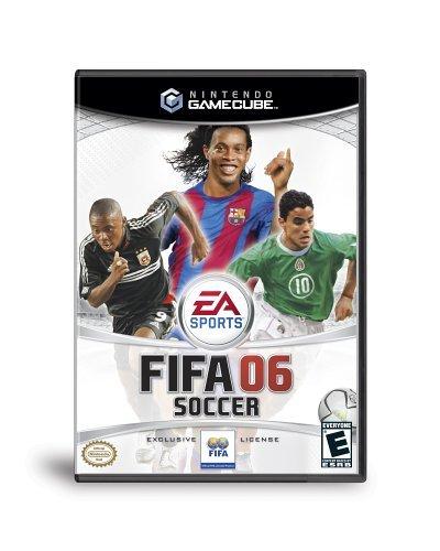 FIFA Soccer 06 - Gamecube (Renewed)