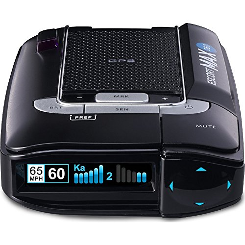 Escort Max 360 Radar Detector (0100024-2) with Car Mat Bundle + 1 Year Extended Warranty by Escort (Image #7)