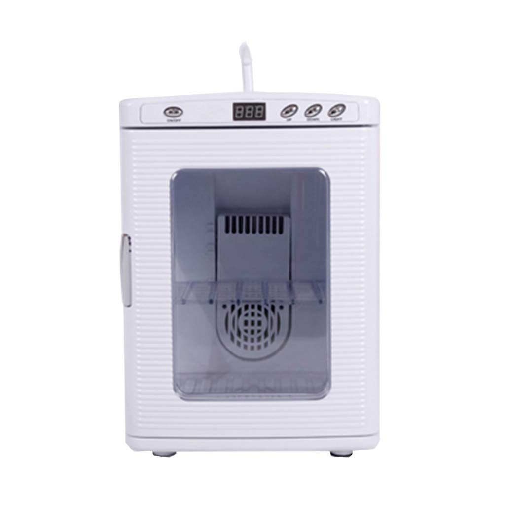 Electric Cooler for Car and Home,Electric DC/AC Hot or Cold Cool Box,25L Electric Cool Box for Travel, Party, Picnic
