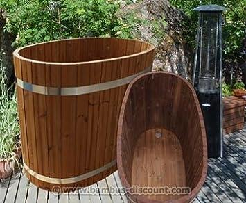 Badezuber Aus Holz Set1 Für Holzbadefass Badefässer Badefass Für