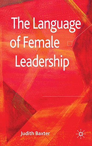 Read Online The Language of Female Leadership PDF