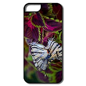 Funny Butterflies Love IPhone 5/5s IPhone 5 5s Case For Couples