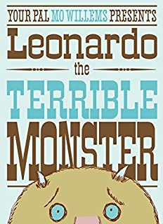 Leonardo the Terrible Monster by Mo Willems (2008-08-02)