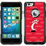 Coveroo Commuter Series Case for iPhone 6 Plus - Retail Packaging - University of Cincinnati Repeating