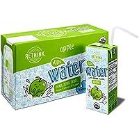 Rethink Kids Water, Apple, Flavored Water, Zero Sugar,...