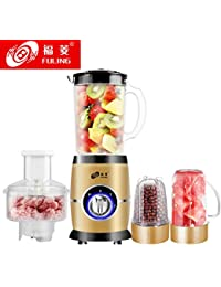 Want 005 multifunction baby food supplement household cooking machine meat grinder stirring milk juice occupation