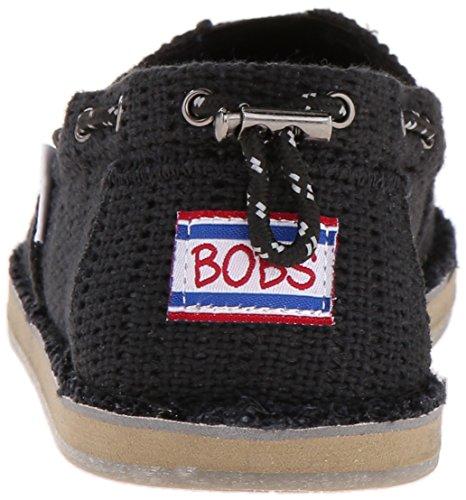 © Flat on © RÃ diadema Black Slip frigã Bobs De Skechers Stitch Bygc1ApA