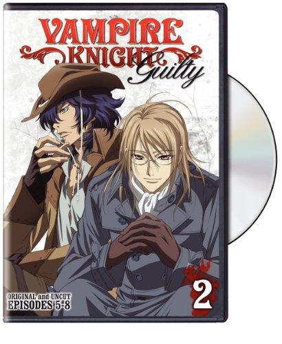 Vampire Knight Guilty Vol. 2