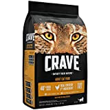 Crave Grain Free With Protein From Chicken Dry Adult Cat Food, 4 Pound Bag Larger Image