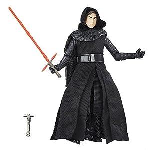 Star Wars The Black Series 6-Inch Kylo Ren Unmasked