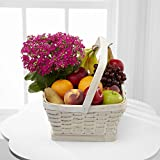 Gardens Paradise Basket - Fresh Flowers Hand Delivered in Albuquerque Area