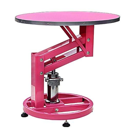 ZXR-Pet grooming table Roscloud@ Mesa HidráUlica para Mascotas ...