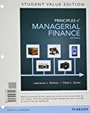 Principles of Managerial Finance, Student Value Edition 9780133508000