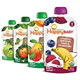 Happy Baby, Organic Stage 2 Food Simple Combos of
