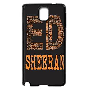 Pop Boy Ed Sheeran art pattern Hard Plastic phone Case Cover For Samsung Galaxy NOTE4 Case Cover XFZ439338