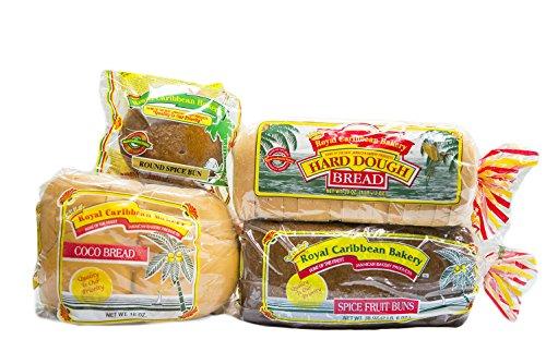 royal-caribbean-bakery-variety-pack-hard-dough-bread-28oz-spice-fruit-bun-38-oz-coco-bread-16-oz-rou
