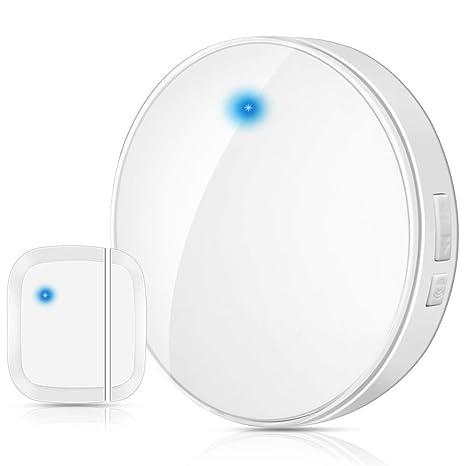 Amazon.com: Wsdcam - Timbre de puerta con sensor de timbre ...