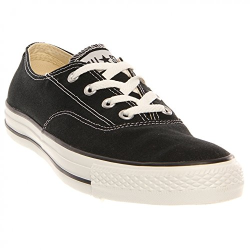 Converse Mens Ct Clean Cvo Ox Sneakers Black