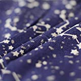 Brandream Kids Boys Toddler Space Galaxy Sheets Set