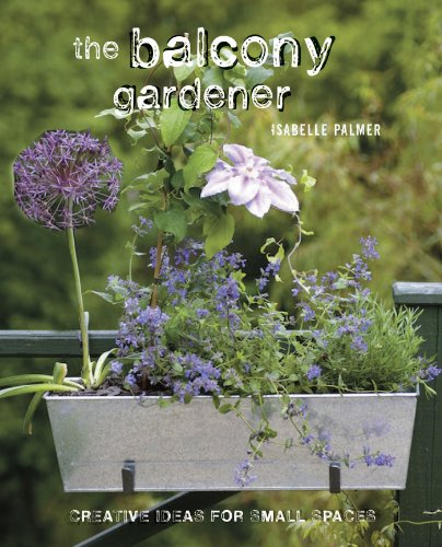 Cheap  The Balcony Gardener: Creative ideas for small spaces