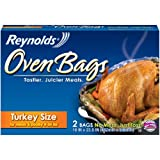 Reynolds Turkey Size Oven Cooking Bags, 2 Count