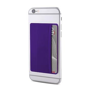 Gear bestia teléfono celular cartera tarjeta de Crédito ID Holder con dedo soporte para teléfono agarre