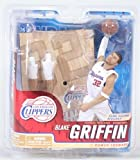 NBA Los Angeles Clippers McFarlane 2012 Series 20 Blake Griffin Action Figure by McFarlane Toys