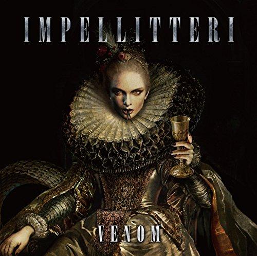 Impellitteri: Venom (Audio CD)
