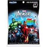DenTek Marvel Avengers Assemble Kids Flossers, 50 count-Dentek-100334 by DenTek