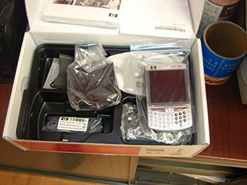 Hp Ipaq HW 6950 6955 Mobile Messenger unlocked GSM QWERTY Keypad MP3 GPS WIFI PDA Windows Mobile Pocket PC Smartphone cellphone (Wifi Phone Cellular Gsm Pda)