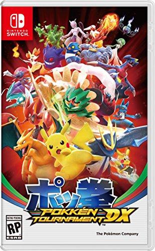 Pokken Tournament Dx – Nintendo Switch