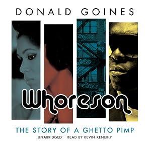 Whoreson Audiobook
