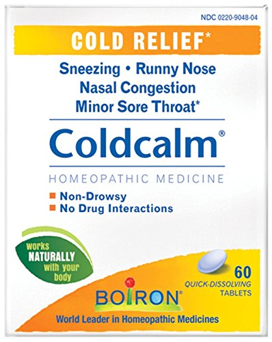 Boiron Coldcalm Cold Relief