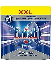 Finish Quantum Max Kapsułki do zmywarki regularne 45 szt.